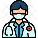 Doctor Medical Man Icon