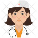 Asistante Avatar Doctor Icon