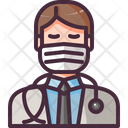 Avatar Doctor User Icon