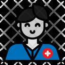 Doctor Animal Pet Icon