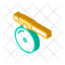 Doctor Mirror Isometric Icon