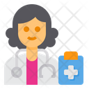 Doctor Avatar Occupation Icon