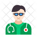 Doctor Healthcare Physician Icon