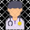 Doctor Surgeon Dentist Icon
