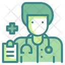 Doctor Medical Avatar Icon