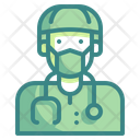 Doctor Job User Icon