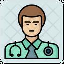 Doctor Avatar Profession Icon