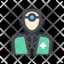 Doctor Stethoscope Treatment Icon