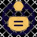 Doctor Emoji With Face Mask Emoji Icon