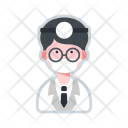 Doctor Avatar Man Icon