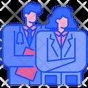Doctor Nurse Medical Icon