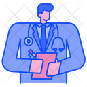 Doctor Physician Health Icon