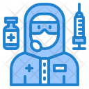 Doctor Ppe Kit Ppe Icon