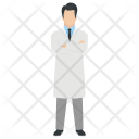 Doctor Physician Attendant Icon