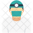 Doctor Medical Assistant Surgeon Icon