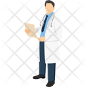 Doctor Medical Assistant Physician Icon