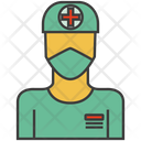 Physician Doctor Man Icon