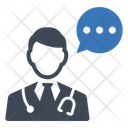Doctor Advice Care Icon