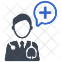 Doctor First Aid Medical Help Icon