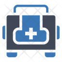 Doctor Bag Aid Icon