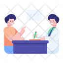 Doctor Clinic Icon