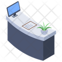 Official Setup Doctor Desk Workplace Icon