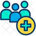 Doctor Group Icon