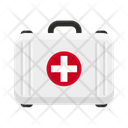 Hospital Rescue Box Medical Icon