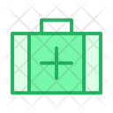 First Aid Kit Health Care Hospital Icon