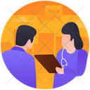 Doctor Precautions Icon