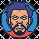 Doctor Strange Warrior Superhero Icon