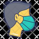 Doctor Waring Mask Icon