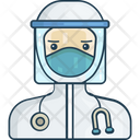 Doctor Medical Treatment Icon