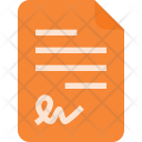 Document Invoice Payment Icon