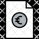 Document E Finance Icon