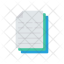 Document Invoice File Icon