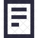Extension File Document Icon