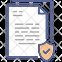 Paper Paperwork Confidential Icon