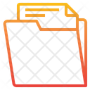 Document File Folder Folder Icon