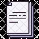 Document Paper Impotant Document Icon