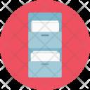 Document Storage Business Icon