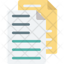 Document Extension Files File Icon