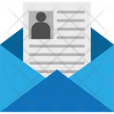 Document Letter Resume Icon
