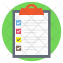 Business Document Notepad Icon