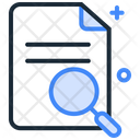Document Seaqrch Document Search Filesearch Business File Icon