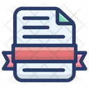 Document Business Document Official Paper Icon