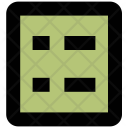 Document Paper Sheet Icon