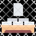 Document Table Mountain Icon