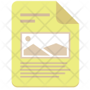 Picture Photo Text Icon
