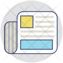 Document File Record Icon